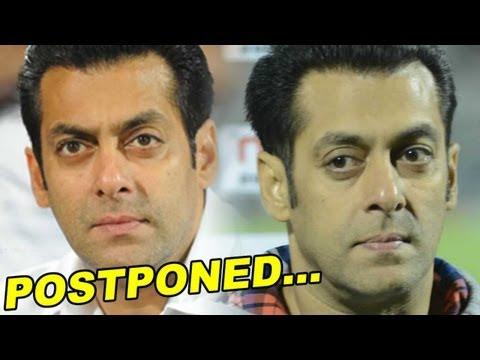 Salman Khan Anguished!