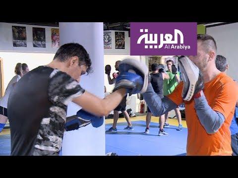 العرب اليوم - شاهد: إقبال النساء والرجال على الملاكمة لإنقاص الوزن