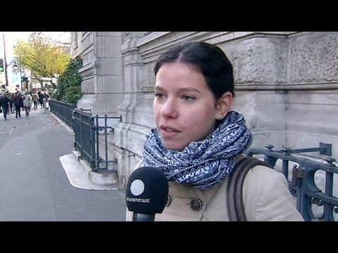 Γαλλία: Η θλίψη των σπουδαστών της Σορβόνης για τους νεκρούς συμφοιτητές τους