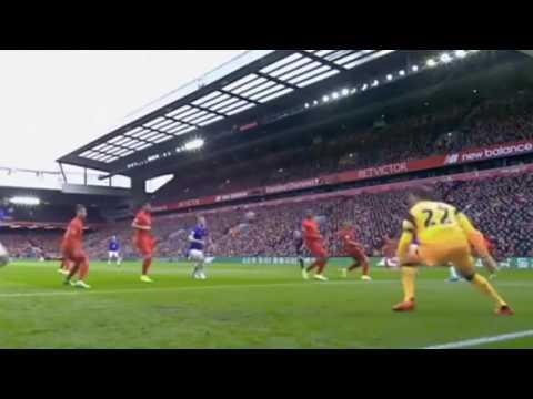 liverpool vs Everton 3-1 All Goals HD