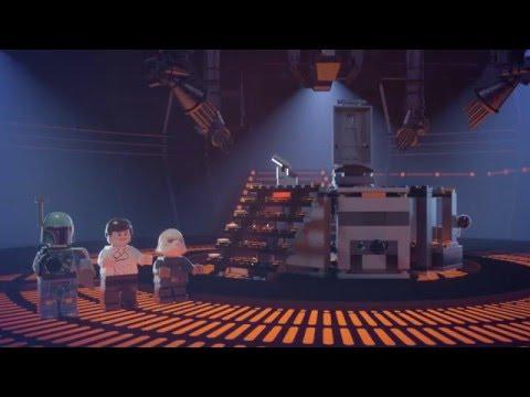 Конструктор Камера карбонитной заморозки - LEGO STAR WARS - фото № 9