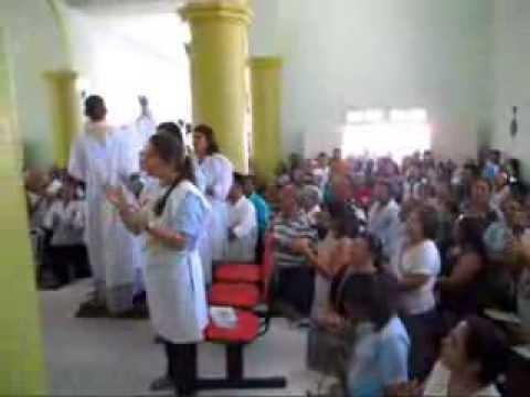 Paróquia de Nossa Senhora da Paz em  Arneiroz-Ce, setembro de 2013