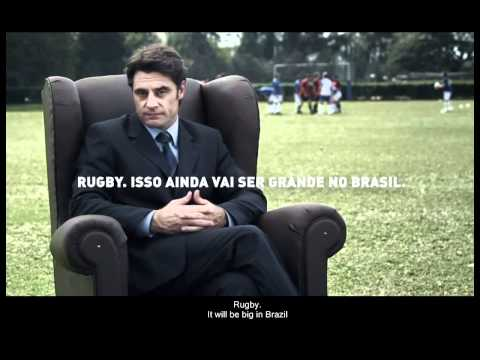 Brazilian - Since the Rio 2016 Olympics announcement, Brazil started a campaing to promote other sports most unkown for Brazilians. Just like Rugby. Those broadcasted na...