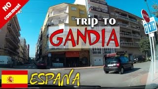 Gandia Spain  city images : Road trip to Gandia, Spain