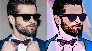 Photoshop Tutorial: How to Quickly Create Stylish, Pop Art Portraits from Photos