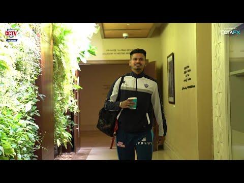 En route Dubai International Stadium   DC v CSK   IPL 2021