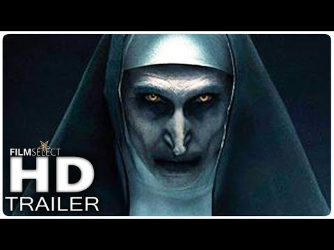THE NUN Trailer Español (La Monja 2018)