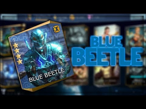 Blue Beetle Challenge | (MAX OUT)Level 60 Gear | Injustice 2 Mobile