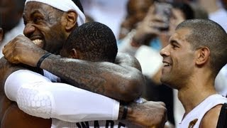 Miami Heat Win NBA Championship 2013 Vs Spurs Finals Game 7 2013