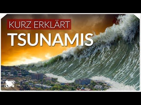Tsunamis   Einfach Erklärt