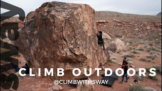 How To Start Bouldering Outdoors | Climb With Sway by  WeDefy