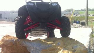 3. 2011 Polaris RZR XP 900 White Lightning LE
