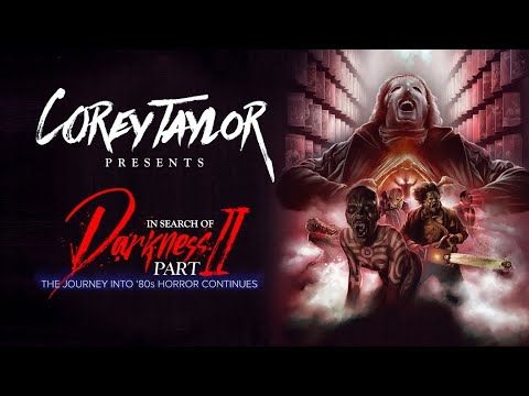 """""""In Search of Darkness: Part II"""" Corey Taylor Collector's Edition: OFFICIAL TRAILER"""