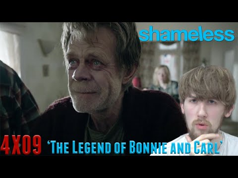 Shameless Season 4 Episode 9 - 'The Legend of Bonnie and Carl' Reaction