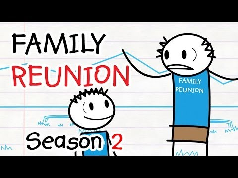 The Misfortune Of Being Ned - Family Reunion