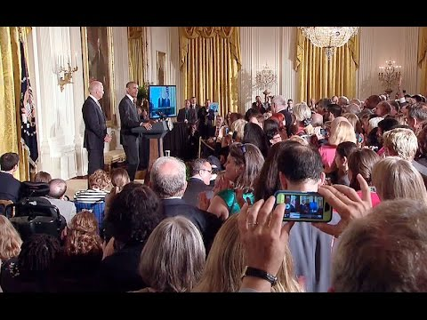 The President Speaks on the 25th Anniversary of the Americans with Disabilities Act