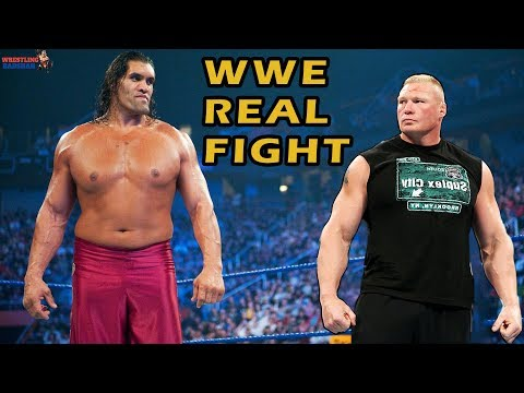 WWE REAL FIGHTS   WWE Backstage Real Fights   Top 5 WWE Real Fights  