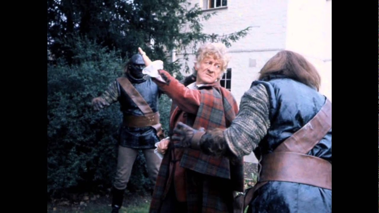 Jon Pertwee Tribute Video on KasterborousTV