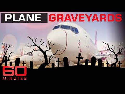 Where Jumbo Jets Go To Die - The Great Aeroplane Graveyard | 60 Minutes Australia
