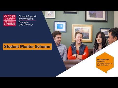 Award winning student mentor scheme