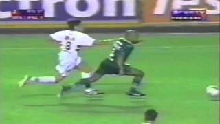 Kaka in Sao Paulo vs Palmeiras.