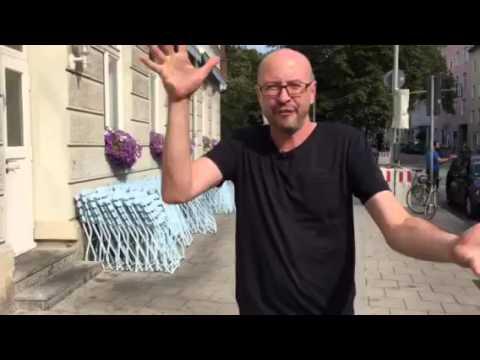 Feder-Box (Umzugsbox) vs. Umzugskarton. Pro7 Galileo Trendchecker MatthiasFiedler macht den Test!