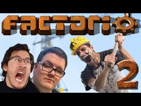 геймплей Factorio (Steam Gift, RU-CIS-UA)