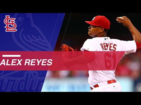 Video: Top Prospects: Alex Reyes, RHP, Cardinals