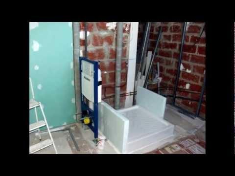 comment poser du ba13 hydrofuge la r ponse est sur. Black Bedroom Furniture Sets. Home Design Ideas