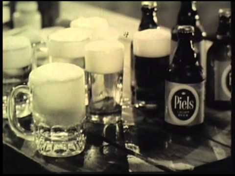 Piels Beer Vintage TV Commercial
