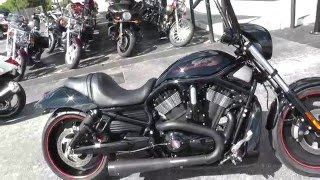 2. 811031 - 2007 Harley Davidson Night Rod Special VRSCDX - Used Motorcycle For Sale
