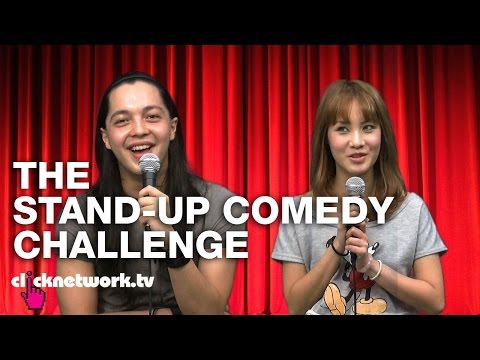 The Stand-Up Comedy Challenge - Chick vs. Dick: EP72 (видео)
