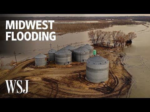 Why Midwest Flooding Is Particularly Bad This Spring