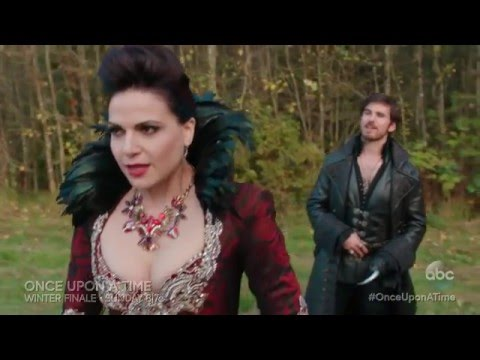 Regina's Test for Hook  - Once Upon A Time