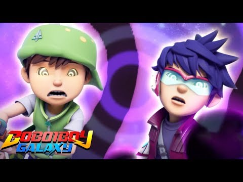 BoBoiBoy Galaxy - Emotion Manipulation | Kids Cartoons | Animation | Moonbug After School
