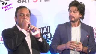Shah Rukh Khan, Rohit Shetty, Deepika Padukone  At The Zee TV Bash For Chennai Express