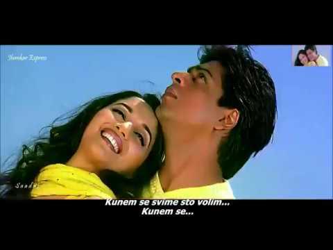 Hum Tumhare Hain Sanam sa prevodom -Shah Rukh Khan -Madhuri Dixit
