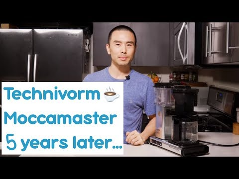 Technivorm Moccamaster KBG 741 | Review and demo (2018) ☕