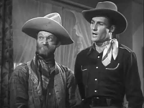 """1939 TRIGGER PALS - Art Jarrett, Lee Powell and Al """"Fuzzy"""" St. John - Full movie"""
