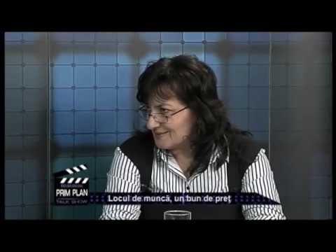 Emisiunea Prim Plan – Cristina Stoichici – 10 februarie 2015