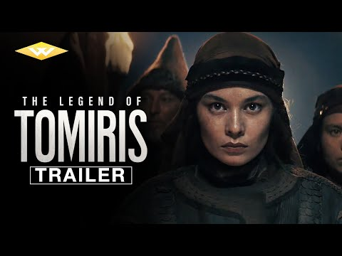 THE LEGEND OF TOMIRIS (2020) Official Trailer | Well Go USA