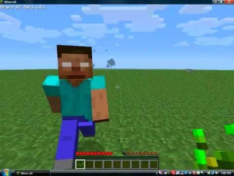 Minecraft Herobrine Trap/ with epic music