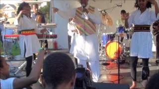 Mahmoud Ahmed, Ethiopian New Year 2005 Oakland, CA 09/15/12 Part 1