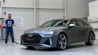 Video NEW Audi RS6 Avant 2020 - FIRST LOOK! MP3, 3GP, MP4, WEBM, AVI, FLV September 2019