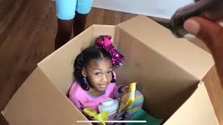 Video Box Fort Prank Gone Wrong! I Mailed Myself To JoJo Siwa download in MP3, 3GP, MP4, WEBM, AVI, FLV January 2017