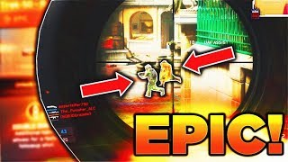 EPIC WEAPON GONE INSANE.. (NOT 1 HITMARKER)