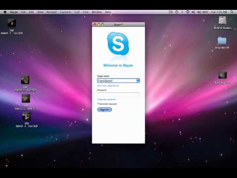 how to download skype on mac