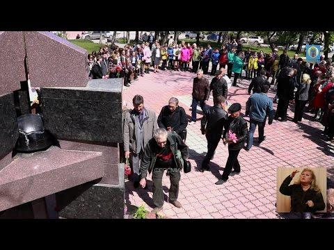 Фото новости - 23.04.2017 Крым, Феодосия — Митинг к годовщине Чернобыльской катастрофы