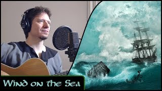 "My cover of ""Wind on the Sea"" by my friend Mistress Gwendolyn the Graceful (AKA Lee C. Hillman). I've loved this song for years, ..."