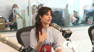 Camila Cabello Full Interview With Ryan | On Air with Ryan Seacrest